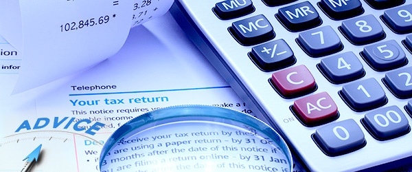 tax related header